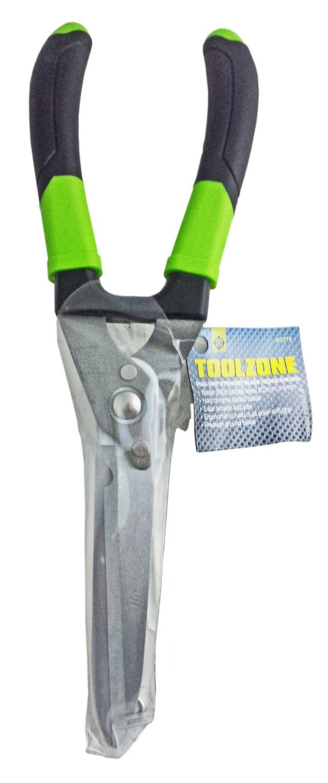 Toolzone Plastic Handle Hedge Shears Std