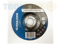 "Toolzone 41/2"" Stone Cutting Disc Dep. Centre"