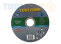 Toolzone 115X1.2 X22.2Mm C60rbf Stone Cut Disc