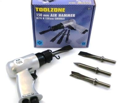 Toolzone Air Hammer Kit