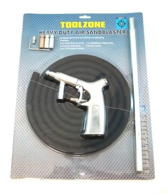 Toolzone Air Sandblaster Kit