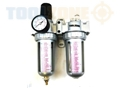Toolzone Filter, Regulator & Lubricator Unit