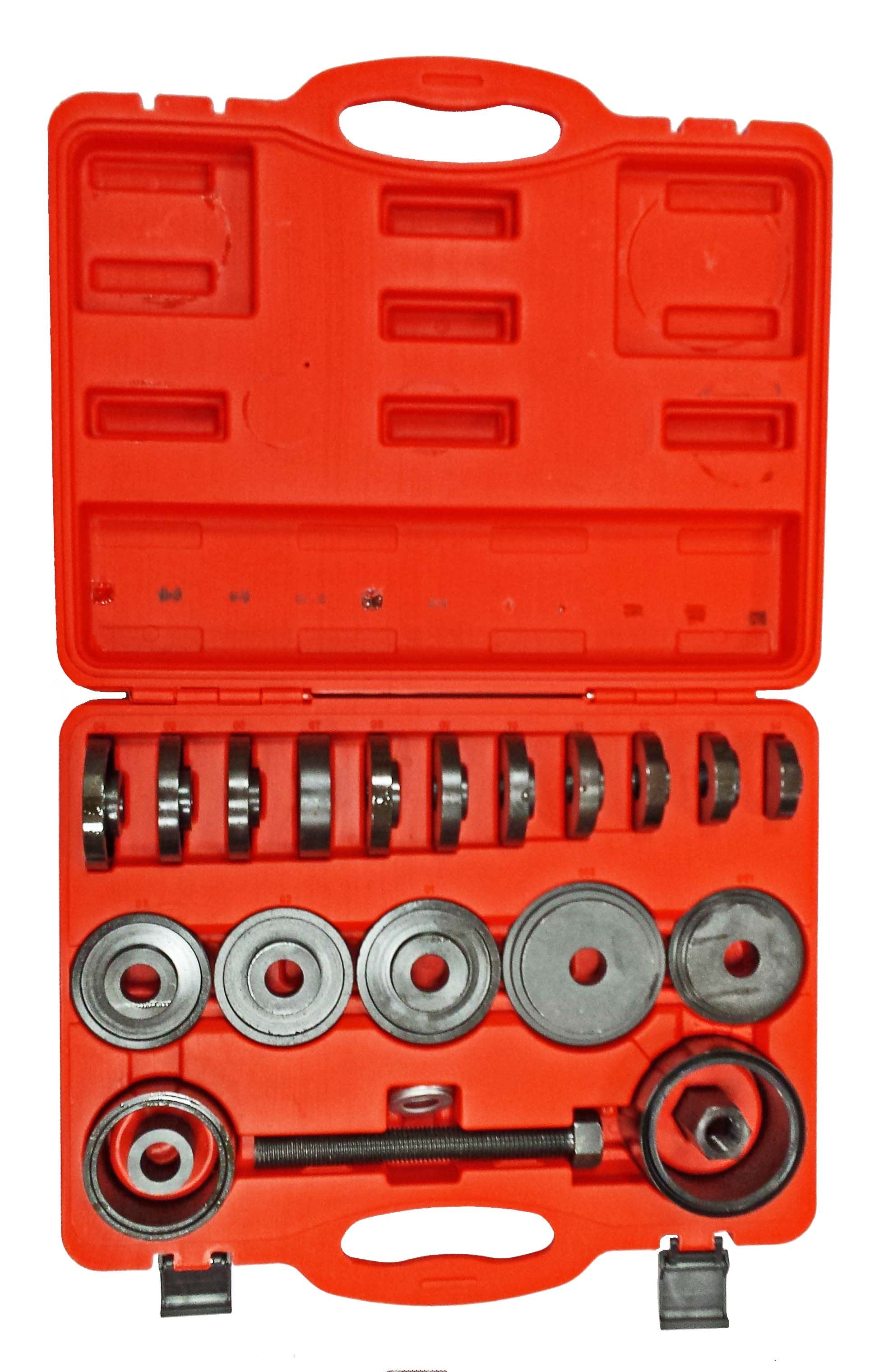 Toolzone 23Pc Wheel Bearing Removal &Inst. Kit