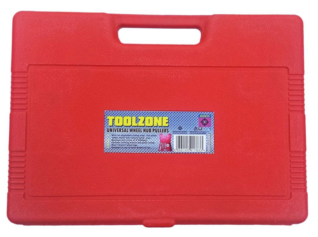 Toolzone Universal Wheel Hub Puller Set