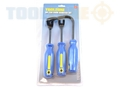 Toolzone 3Pc Car Door Trim Remover Set