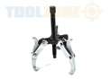 "Toolzone 4"" Quality 2/3 Leg Gear Puller"