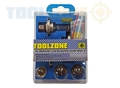 Toolzone 13Pc Emergency Car Bulb & Fuse Set