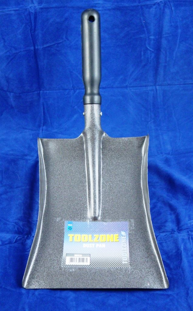 Toolzone Metal Dust/Coal Shovel
