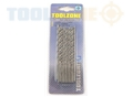 Toolzone 6Pc 3Mm Long Series Hss Drills