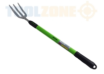 Toolzone Extending Handle Fork Softgrip