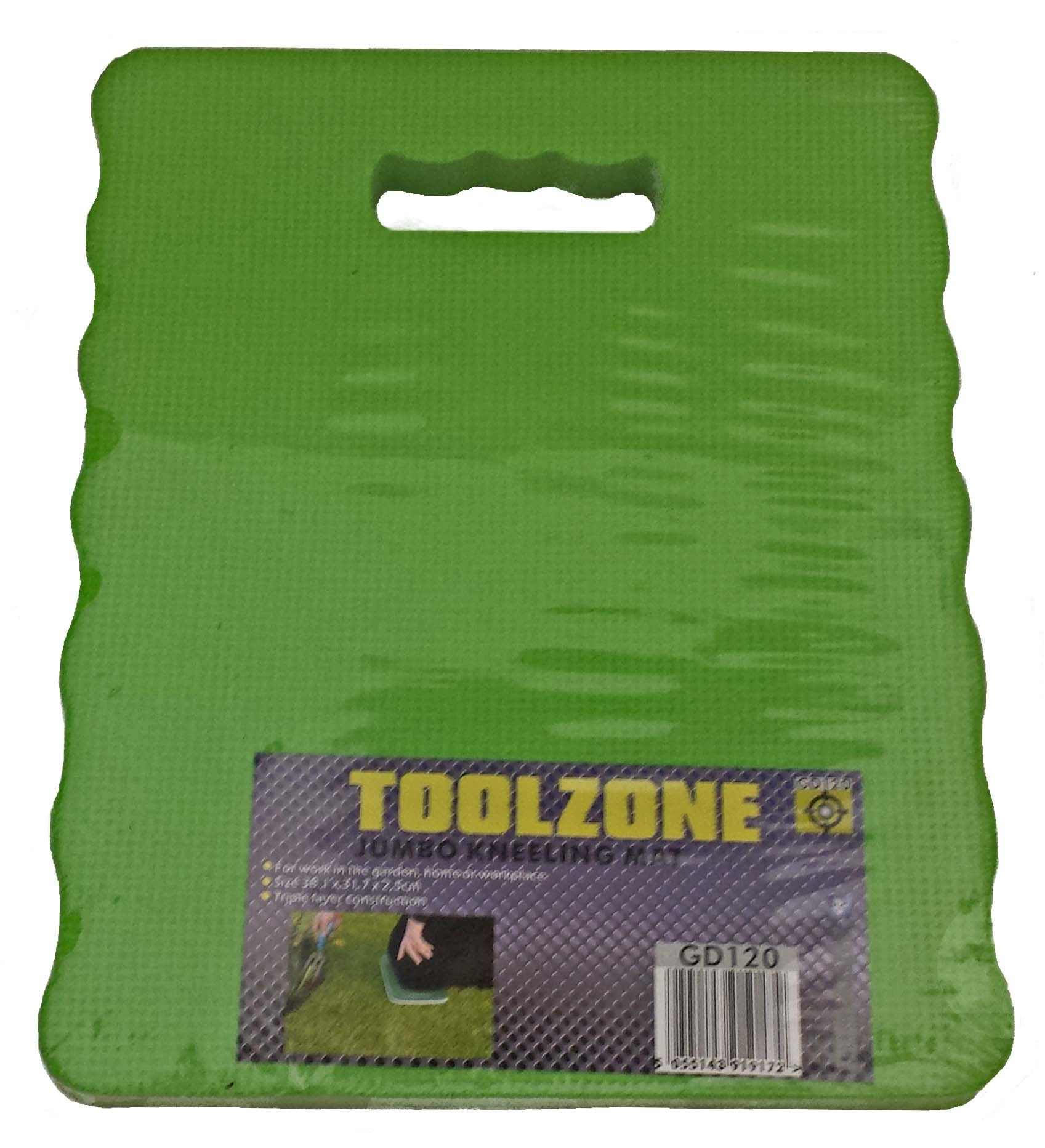 Toolzone Jumbo Kneeling Mat 317 X 381 X 25Mm