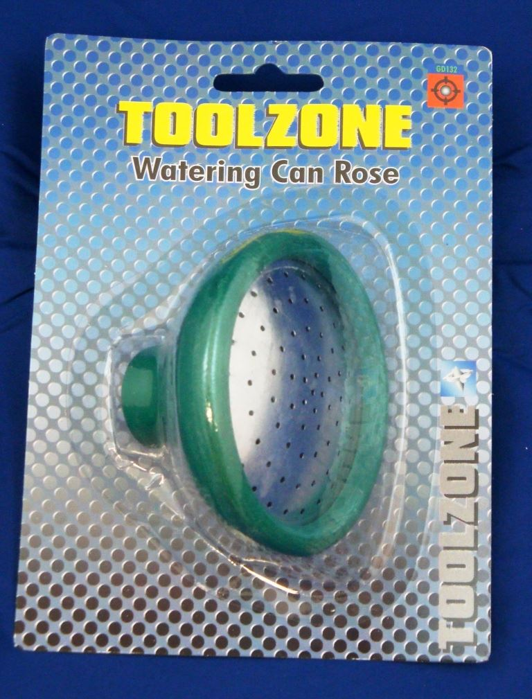 Toolzone Watercan Rose