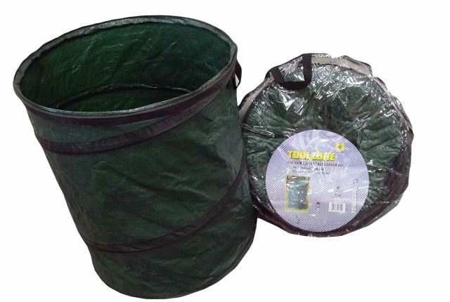 Toolzone 58Cm Collapsible Garden Bag