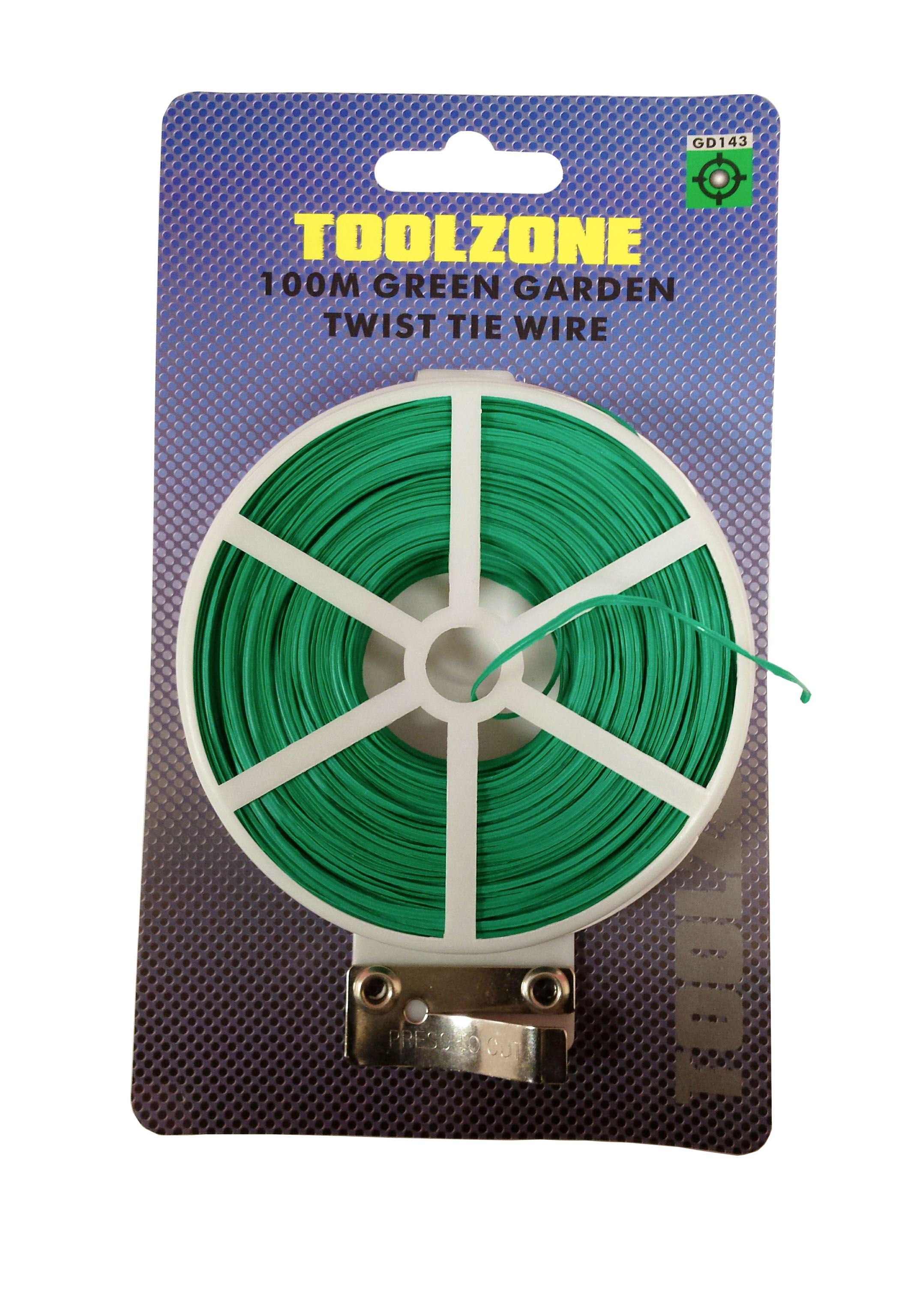 Toolzone 100M Twist Tie On Holder