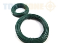 Toolzone 2Pc Green Coated Garden Wire Set