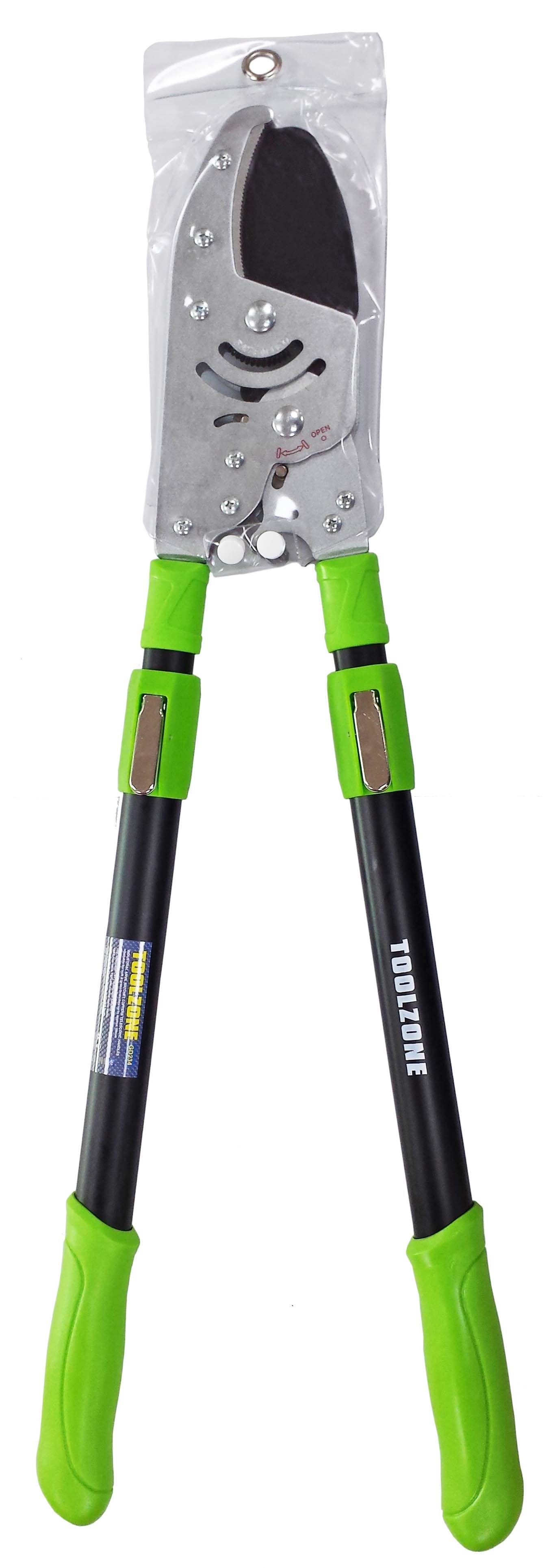 Toolzone Ext. Indust. Ratchet Loppers