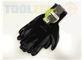 "Toolzone 10.5"" Nitrile Coated Work Glove 1Pr"