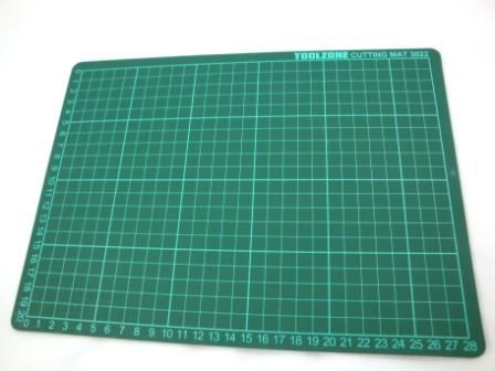 Toolzone A4 Cutting Mat