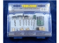 Toolzone 24Pc Cleaning & Polishing Set