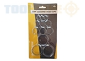 Toolzone 12Pc Assorted Hose Clips Carded