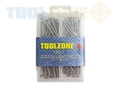 Toolzone 4X40mm 85Pc Chipboard Screws