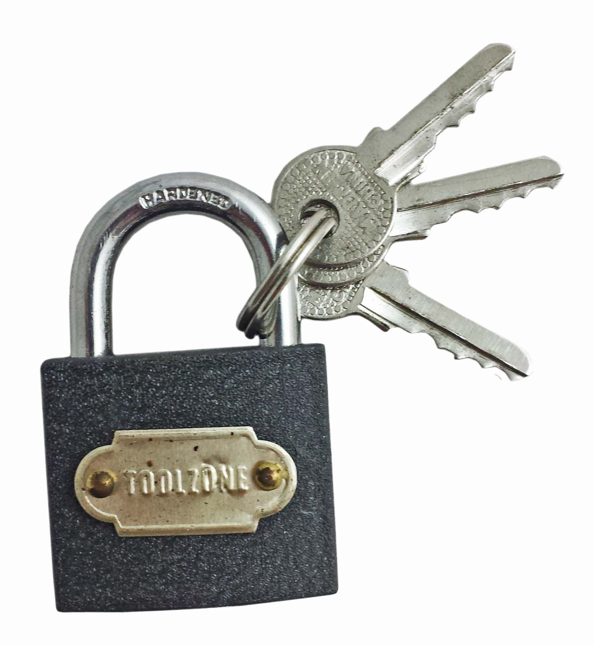 Toolzone 32Mm Cast Iron Padlock