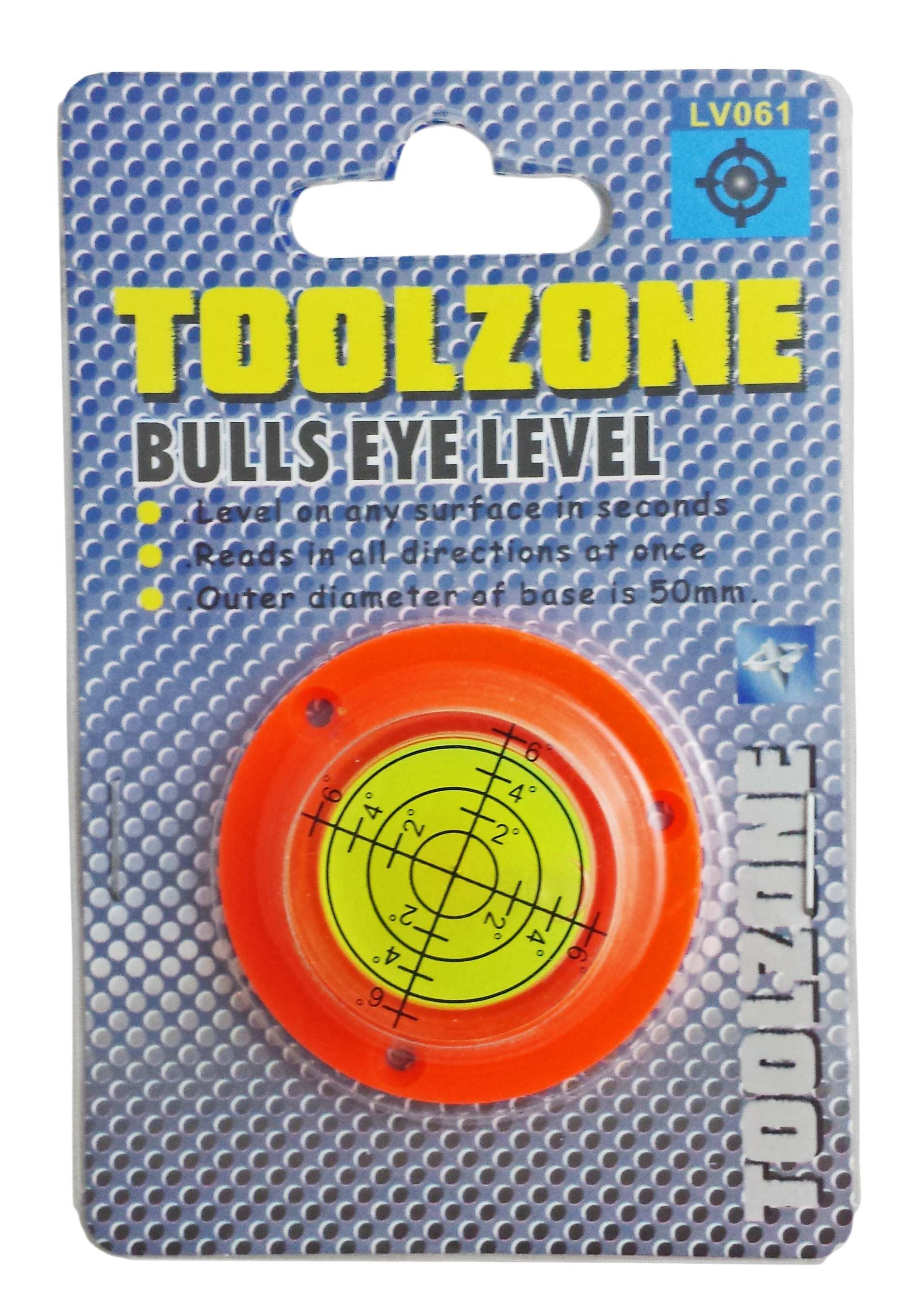 Toolzone Bulls Eye Level