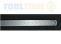 Toolzone 1M Stainless Steel Ruler