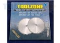 Toolzone 2Pc 300Mm Tct Circular Saw Blades