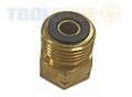 Toolzone Brass Thread Adaptor For Pb022 And Pb057