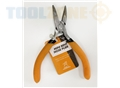 Toolzone Mini Bent Nose Plier