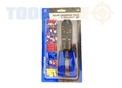 Toolzone 101Pc Crimping Tool & Terminal Set