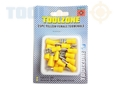 Toolzone 25Pc Yellow Female Terminals