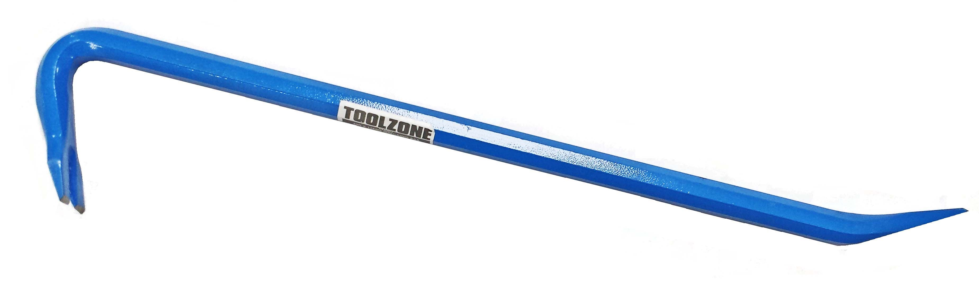 Toolzone 450 X 16Mm High Quality Wrecking Bar