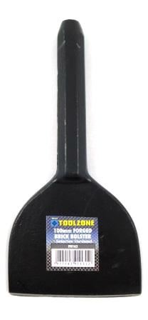 Toolzone 100Mm Black Electricians Bolster