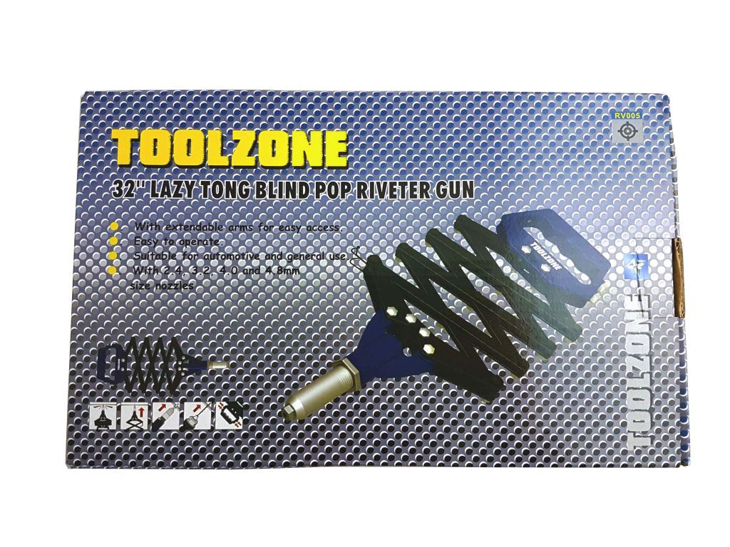 Toolzone Lazy Tong Riveter