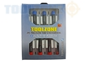 Toolzone 7Pc Precision Star Screwdrivers