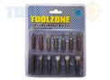 Toolzone 13Pc Impact Bit Set