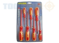 Toolzone 8Pc Vde Screwdrivers & Tester