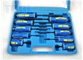 Toolzone 10Pc Crv Screwdriver Set In Case