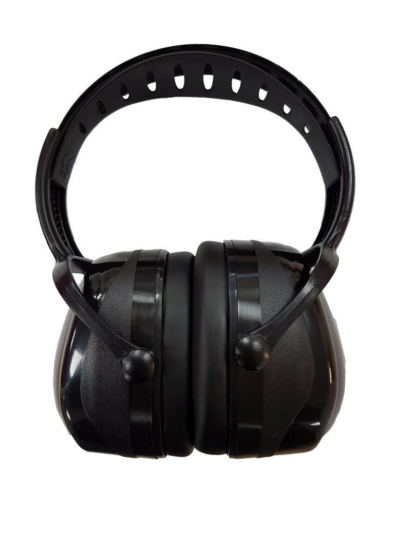 Toolzone 33Db Folding Ear Defenders