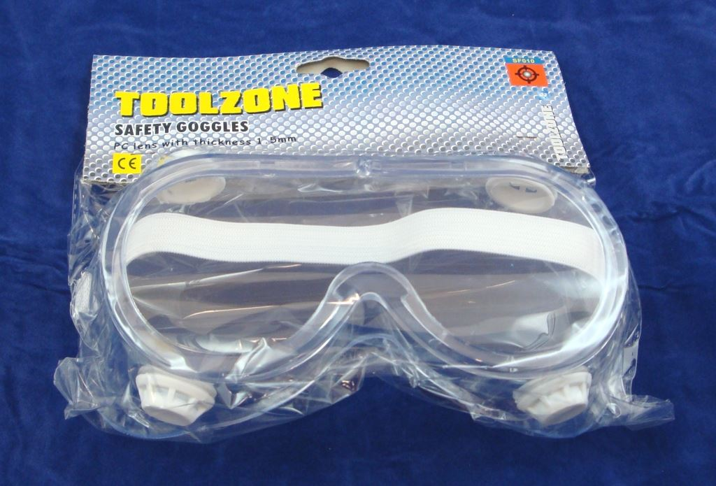 Toolzone Safety Goggle