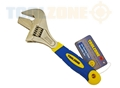 "Toolzone 10"" 2 In 1 Wide Jaw Adj./Pipe Wrench"