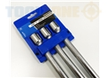 "Toolzone 3Pc 1/2"" Long Ext Bars 15/18/24"""