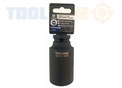 "Toolzone 30Mm 1/2"" Deep Impact Socket Crmo"