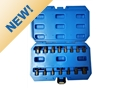 Toolzone 15Pc Hex. Drive Spiral Extractor Set