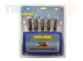"Toolzone 5Pc 3/8"" Dr Deep Bolt Extractor Set"