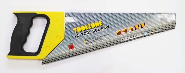 Toolzone 14'' 12Tpi Toolbox Saw