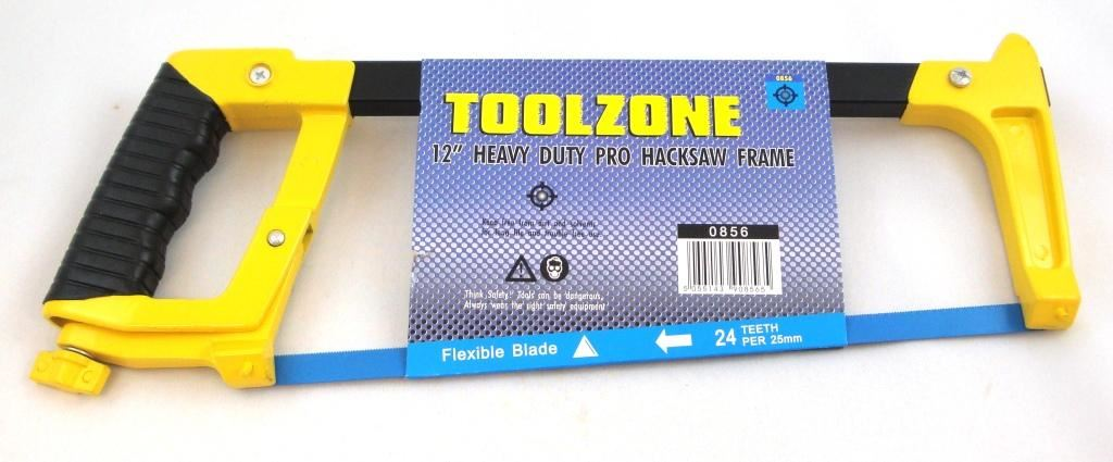 "Toolzone 12""  Hacksaw Heavy Duty"
