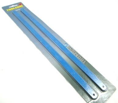 "Toolzone 12Pc 12"" C/Steel Hacksaw Blades"